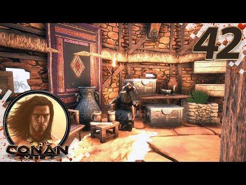 CONAN EXILES NEW SEASON - EP42 - A Sad Day Gameplay