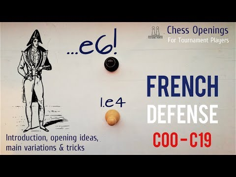 Introduction to the French Defense ⎸Chess Openings