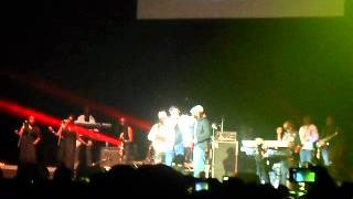 Double Trouble + Groovy Little Thing - Beres Hammond+Tarrus Riley@Wembley Arena 14/10/2012