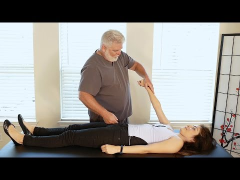 Chiropractic Care for Frozen Shoulder, Carpal Tunnel, Chiro Adjustment Demonstrations