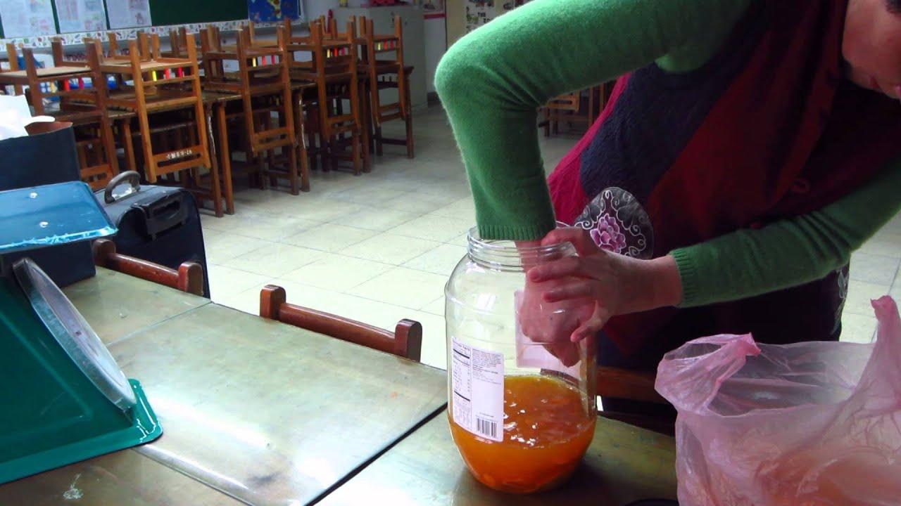 橘子清潔劑 3 - YouTube