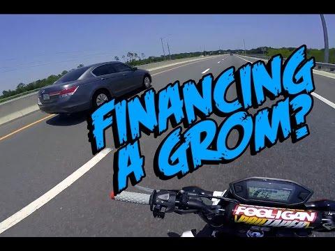 Financing A Honda GROM!