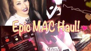 ♡ EPIC MAC HAUL♡