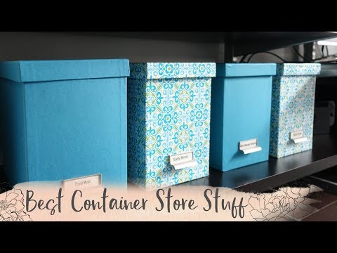 10 Of The Best Organizing Products From The Container Store