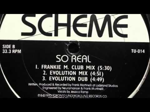Scheme -- So Real (Evolution Dub)