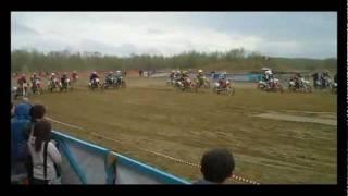 видео В Югре прошли соревнования по мотоциклетному спорту