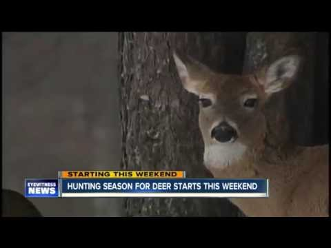 Big Game Hunting Season Begins