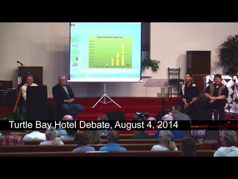 Turtle Bay Hotel Debate