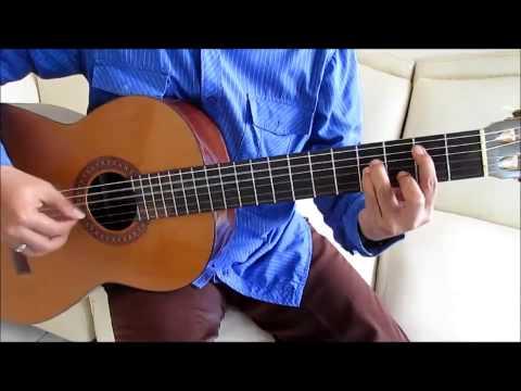 Belajar Kunci Gitar Samson Kenangan Yang Terindah Intro