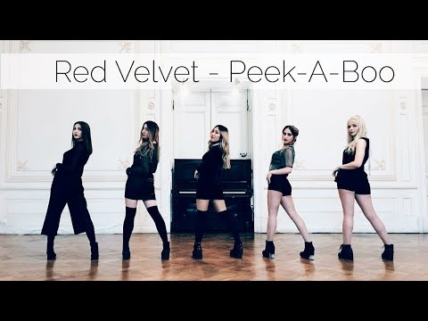 Red Velvet (레드벨벳) - Peek-A-Boo (피카부) cover by X