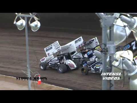 Rico Abreu and Calistoga Speedway
