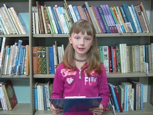 Изображение предпросмотра прочтения – КаринаИзраилева читает произведение «Мороз, Красный нос» Н.А.Некрасова