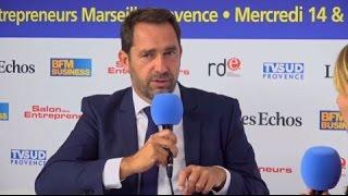 Christophe CASTANER - Député des Alpes-de-Haute-Provence / Maire de Forcalquier
