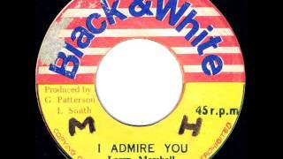 Larry Marshall - I Admire You