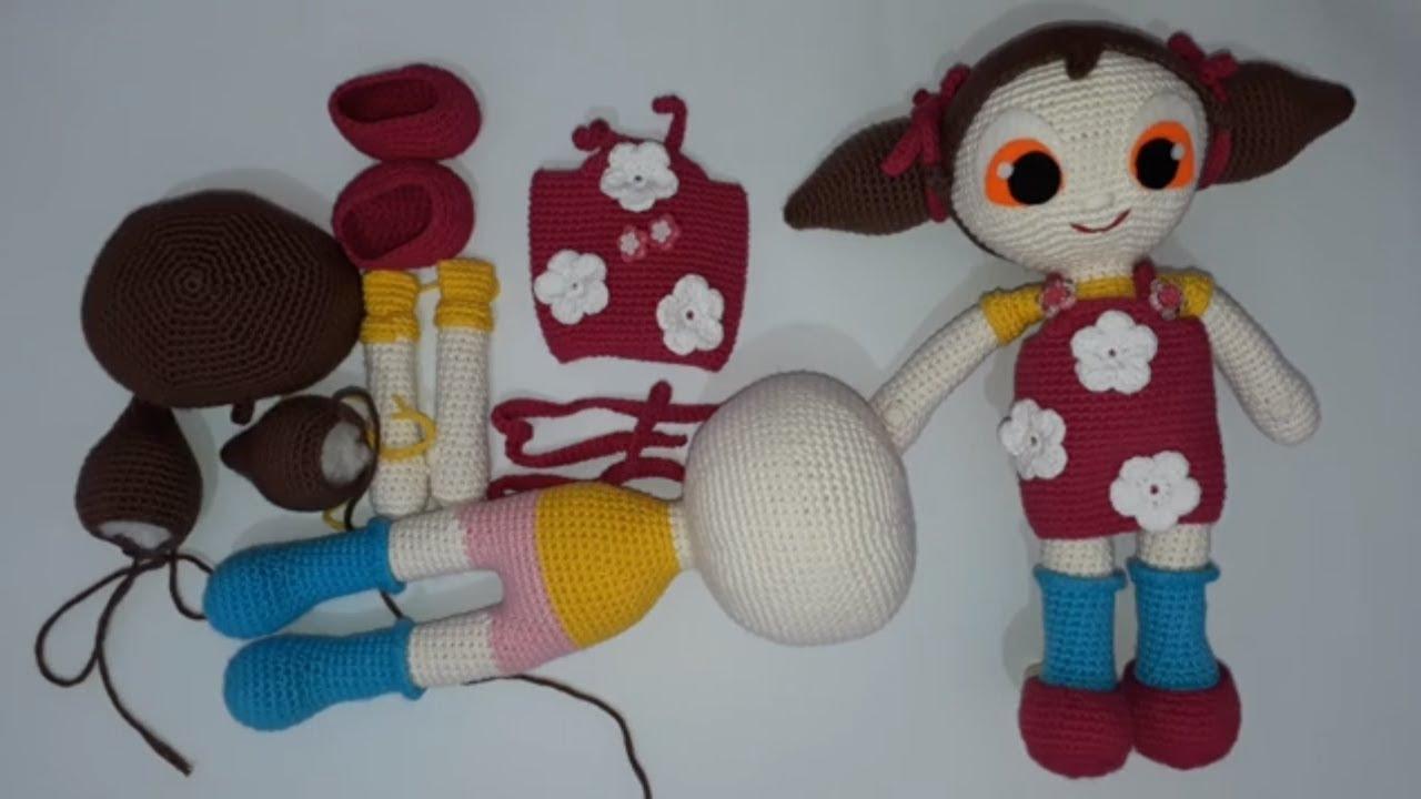 Niloya Baby Free Pattern | Doll amigurumi free pattern, Amigurumi ... | 720x1280