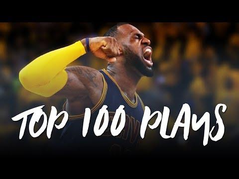 Top 100 Plays of the 2016 NBA Season ᴴᴰ