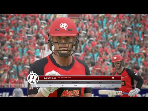 Ashes Cricket Melbourne renegade vs Brisbane Heat T10 full match