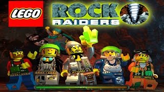 (Walkthrough) Lego Rock Raiders - 25 - Rocky Horror (Final!)