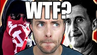 'George Orwell Would Have Supported Antifa' thumbnail