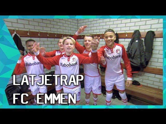 LATJETRAP FC EMMEN   ZAPPSPORT