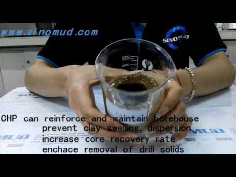 Drilling Powder Polymer CHP