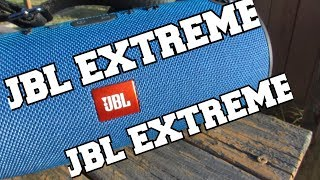 JBL Xtreme Speaker Review 4 Months After