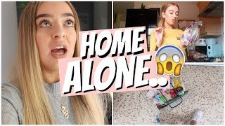 I STAYED HOME ALONE FOR 2 NIGHTS.. THIS IS WHAT HAPPENED!