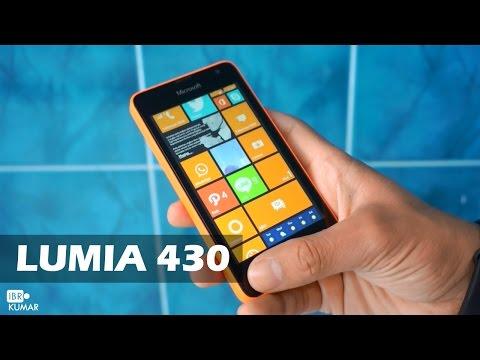 Review Microsoft Lumia 430 (Indonesia)