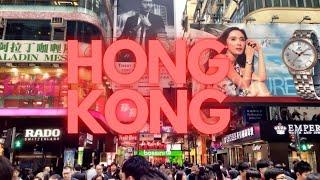 Hong Kong 香港 Aerial Drone Video Part 3 中国 China 4K