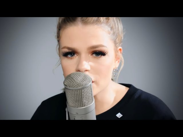 Be Kind - Marshmello & Halsey (Cover By: Davina Michelle)