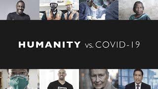 """HUMANITY vs. COVID-19""    Motivation during the Coronavirus | Jeremy Anderson"
