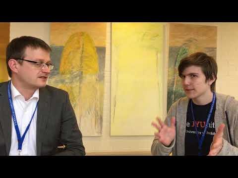 ISPRS SPEC3D Conference: Prof. Andreas Nüchter