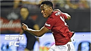 Anthony Martial, Angel Gomes score in Man United's win vs. Tottenham | 2019 ICC Highlights