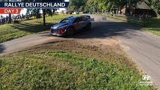 Rallye Deutschland Day Three - Hyundai Motorsport 2018