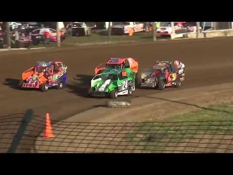 600 Mod Lite Heat 2 Upper Iowa Speedway 8/3/19