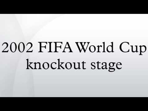 2002 FIFA World Cup knockout stage