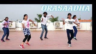 Orasaadha dance - 7up Madras gig   Vivek-Mervin   Vijay Prabhakar Choreography