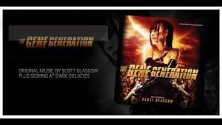 THE GENE GENERATION - THE AEREANN  FLYER - SOUNDTRACK BY SCOTT GLASGOW