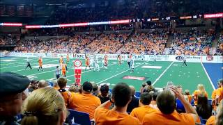 Spokane Shock vs. Arizona Rattlers - Spokane Arena - 4-12-13