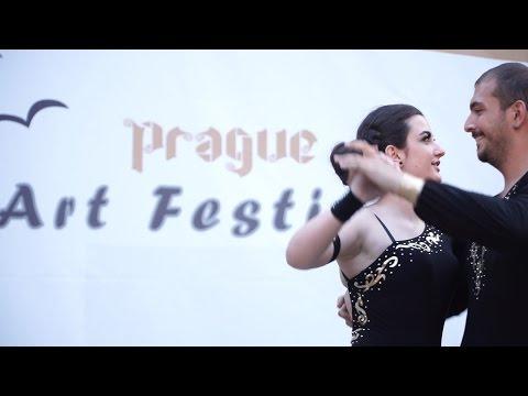 """IX. """"Art Festival"""" in Prague, Czech Republic (Promo video)"""