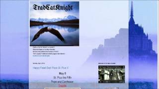 TradCatKnight Radio,