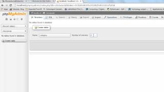 2. MySQL-Creating tables and adding content in phpmyadmin(In this series of tutorials I will show how to create a dynamic, database-driven website with a secure admin section for maintaining content. In this video we look ..., 2014-08-30T10:45:23.000Z)