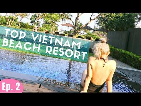 Top Must-Stay Vietnam Beach Hotel Resort Hidden Getaway - Angsana Lang Co  | Vietnam Series Ep. 2