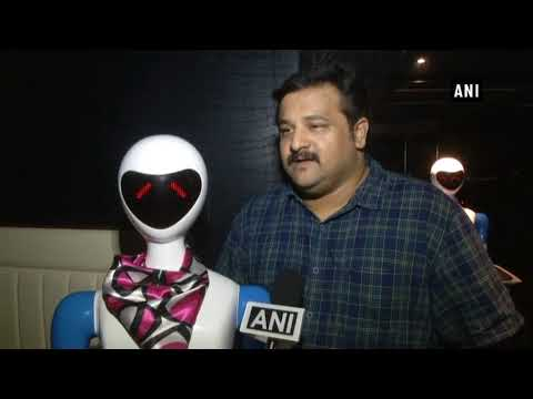 Watch: Robots replace waiters in this Chennai restaurant