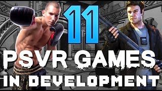 In development for PSVR | 11 New Upcoming Playstation VR Games