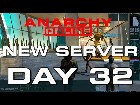 Anarchy Online  –  NEW SERVER – DAY 32 – Shadow Lands
