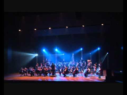 Khasmir (Led Zeppelin) Jeugdsymfonieorkest Amikejo
