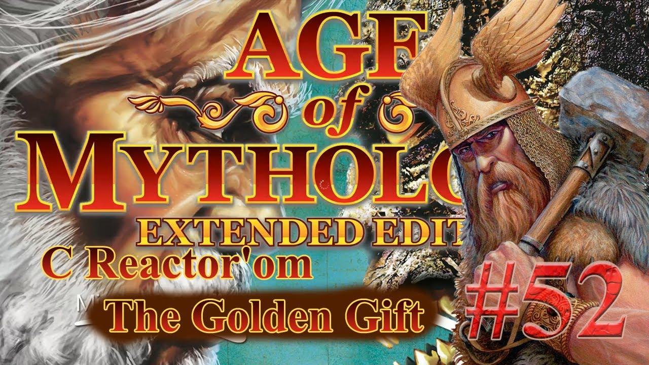 Age of Mythology The Titans [2014] - Золотой Кабан'чик #52