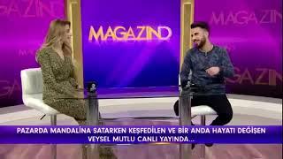 Mandalinacı Veysel Mutlu  / Magazin D / Konuk Oldu Ve Artık Avrupa Türkiye'de Konser Verecek Video