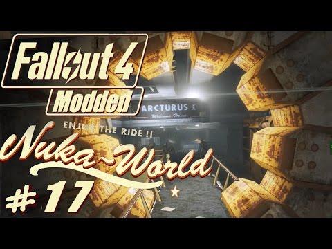 Fallout 4 Nuka World modded #17 Vault adventures